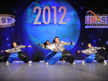 THE DANCE WORLDS 2012